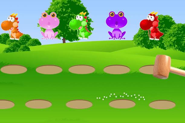 Poznaj nasze gry do nauki angielskiego dla dzieci