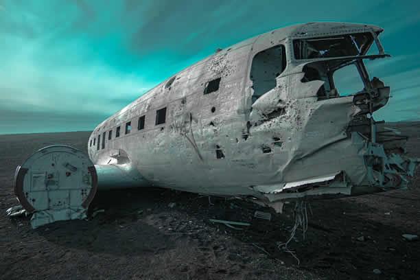 katastrofy lotnicze