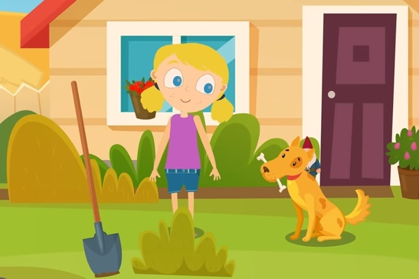 Bing – o , zapraszam na śpiewanki dla dzieci Pies bingo