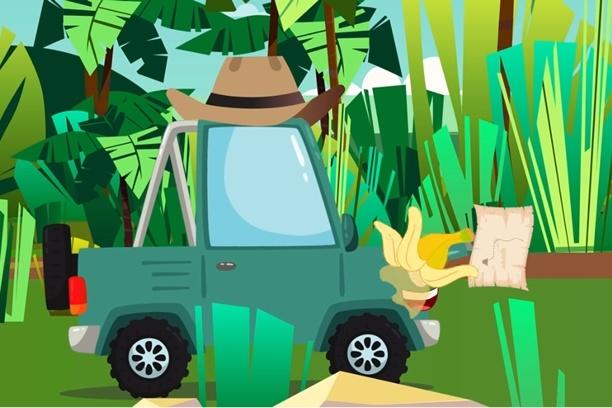 Bajki o samochodach – Pan Samochodzik #3 Cywilizacja Majów