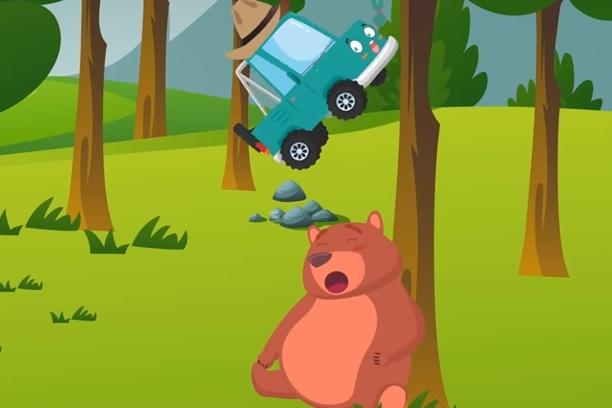 Bajki disneya – Pan Samochodzik #9 Zaginiona Roślina