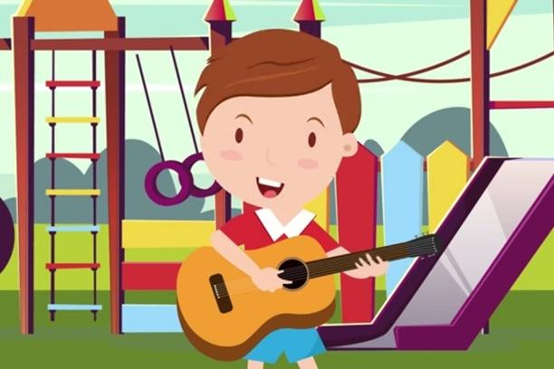 Piosenki dla dzieci utwory