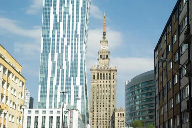 Najwyższy budynek w Polsce? Sprawdźcie 7 z nich!