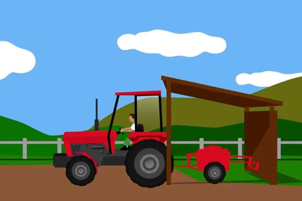 Bajki o traktorach to coś co dzieci lubią najbardziej