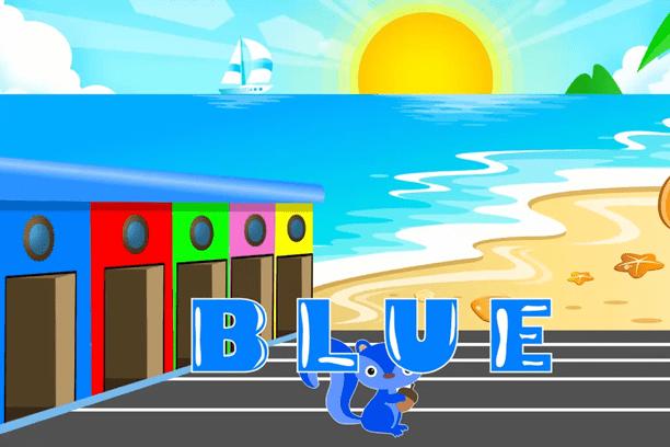 Nauka kolorów youtube po angielsku dla dzieci