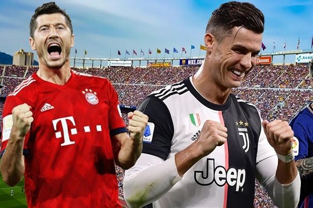 Cristiano Ronaldo czy jest na liście 7 najbogatszych piłkarzy na świecie?