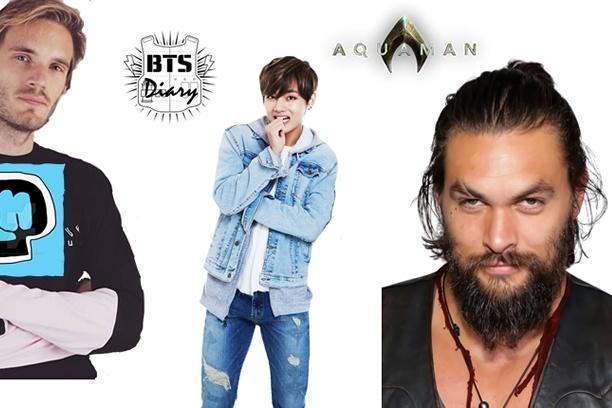 Youtuber , aktor, piosenkarz – 7 najprzystojniejszych mężczyzn na świecie.